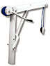 sailboat davits